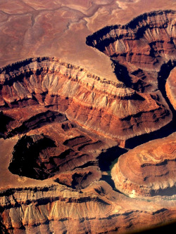dearscience:  Grand Canyon From Above
