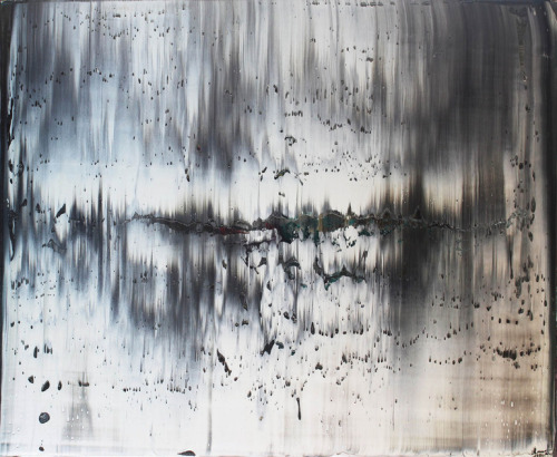 atavus:  Harry Moody - Abstract Grey Zone, 2012