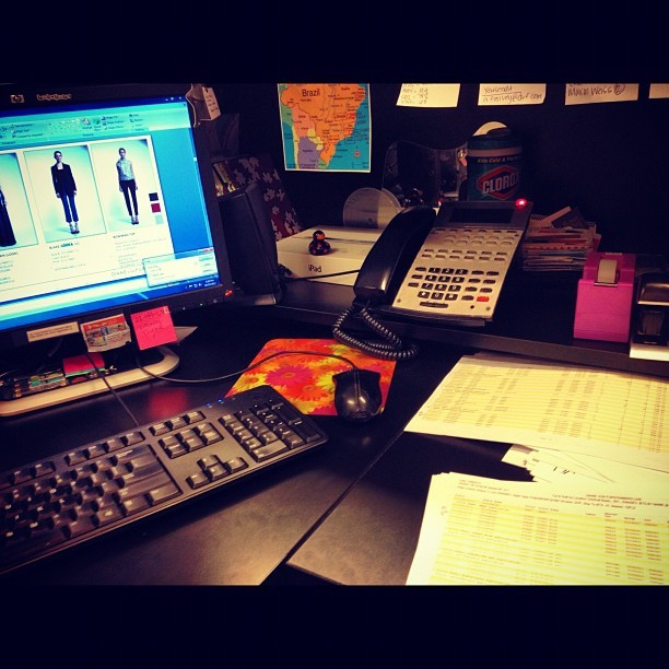 Life of a #dvf #intern