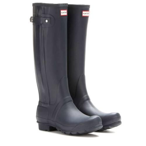 Original Slim Zip Wellington boots