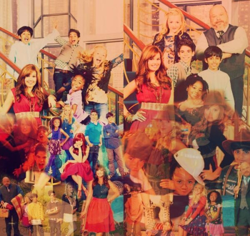 Disney's 'Jessie' edit. If used/saved credit @SLODTVDFAN4ev via twitter (: