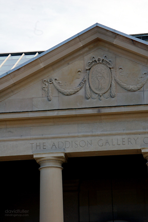 thefullerview:  addison gallery / phillips academy / david fuller photo  Such a wonderful place.