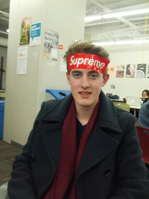 visionelie:  Supreme head bands