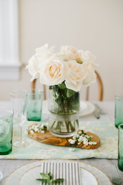 allthingsgirlyandbeautiful:  Gorgeous tablescape