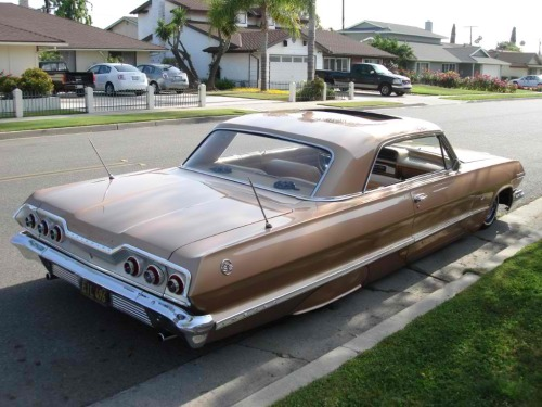 mr-llamas:  1963 Chevy Impala