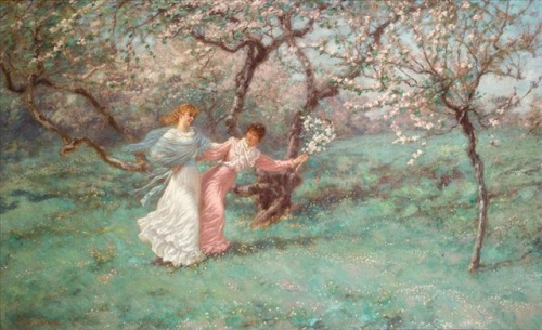 louisepandora:  John William Henessy, Flowers of May