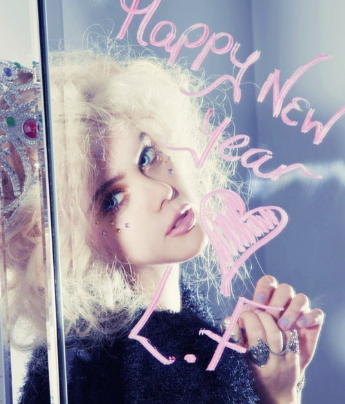 lik-usya:  HAPPY NEW YEAR-2013 BABY! *(lik-usya's edit; Color Series JAN 2013)***