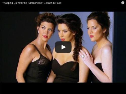Watch the season 8 trailer for Keeping Up With the Kardashians!