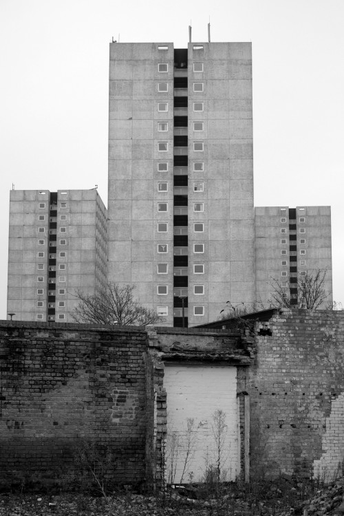scavengedluxury:  Lenton, Nottingham. January 2013.