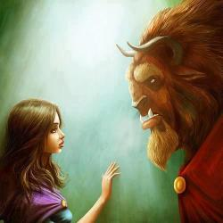 Beauty and the Beast | via Facebook en We Heart It. http://weheartit.com/entry/61496032/via/ttpelegrini