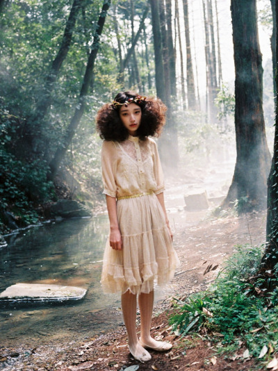 forestfairytales:  Coordinate por Dear Li