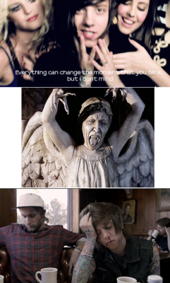 a quick photoset i made xD Don't blink, David!