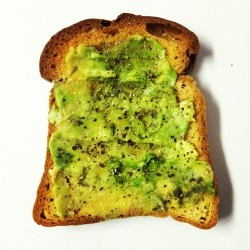 My Latest Addiction: Avocado Toast