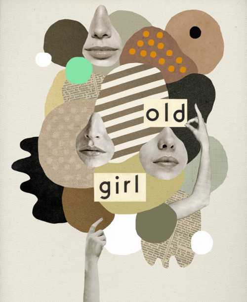 artchipel:  Mathilde Aubier | on Tumblr - Girls Rock