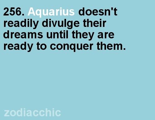 zodiacchic:  ZodiacChic Post:Aquarius  omg