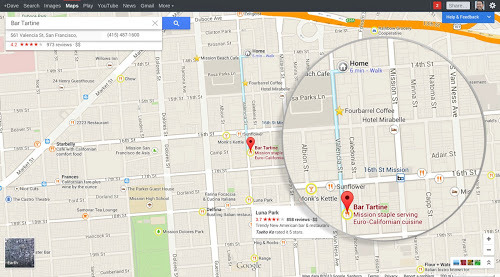 New Post: Google Maps, Sense of Place and the Algorithms of Our HeartView Post
