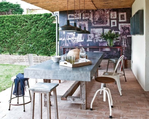 myidealhome:  cool outdoor space (via pinterest)