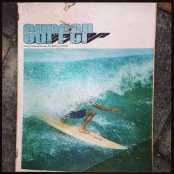 1971 surfer mag found at a garage sale. So sick! #retro #surfer #fyasko #1971
