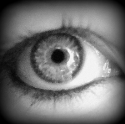 My eye…and me :P ♥