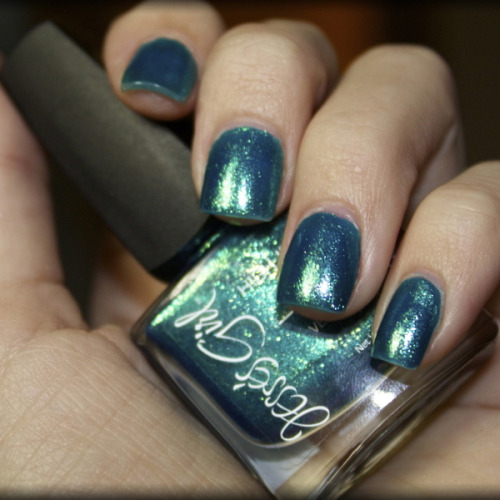 A Mermaid's Nail Polish <3