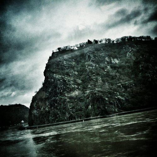 Loreley#android #androidography #fotodroids #galaxynexus #snapseed #landscape #rhine #Germany #River #2012(from @manganite on Streamzoo)