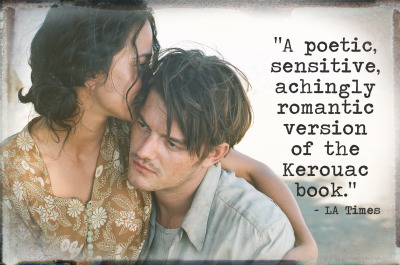 #OnTheRoad hits theaters in TWO WEEKS! Critics are excited, are you?