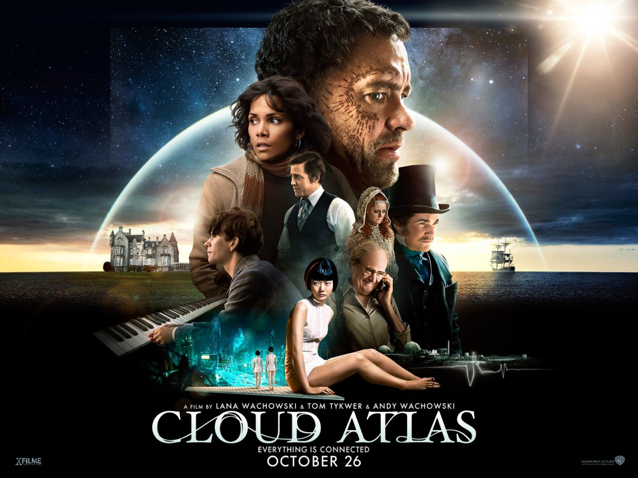 Cloud Atlas 15 mars 2013