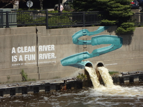 brewcitysafari:  A Clean River is a Fun River