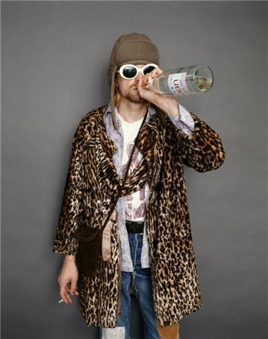 I'd rather be dead than cool.Kurt Cobain, Februari 20, 1967 – April 5, 1994