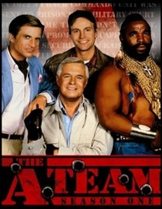 "I'm watching The A-Team    ""Lekker saampjes kijken met m'n broertje :p""                      Check-in to               The A-Team on GetGlue.com"