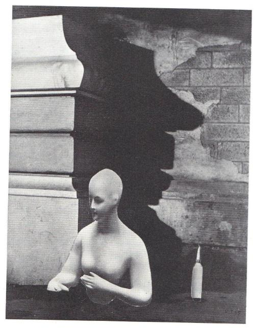realityayslum:  Karel Teige - Collage no.314, 1945. … from Karel Teige / 1900-1950: L'Enfant Terrible of the Czech Modernist Avant-Garde, Edited by Eric Dluhosch and Rostislav Svacha, MIT Press, 1999.