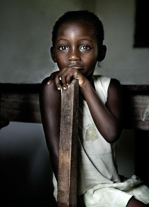 Starry Eyes from Ghana