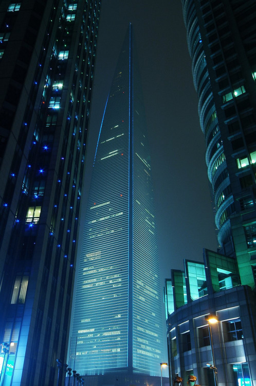 0521am:  Shanghai World Financial Center Shanghai uploads itself to Tomorrowland…