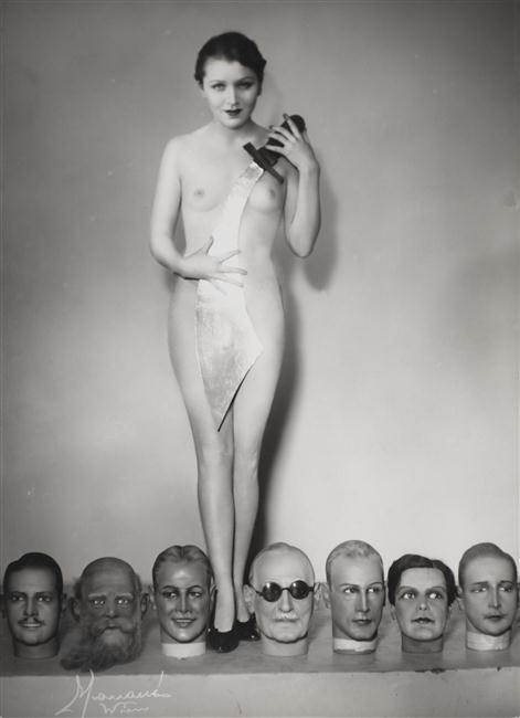 lauramcphee:  [Off with their heads], Studio Manassé via inneroptic
