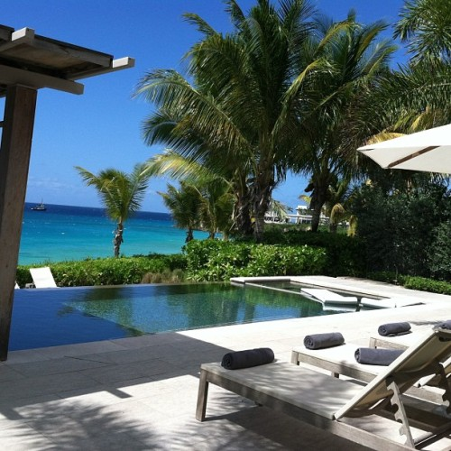 Viceroy Anguilla/ Taken from Instagram / @rushhhhhh x