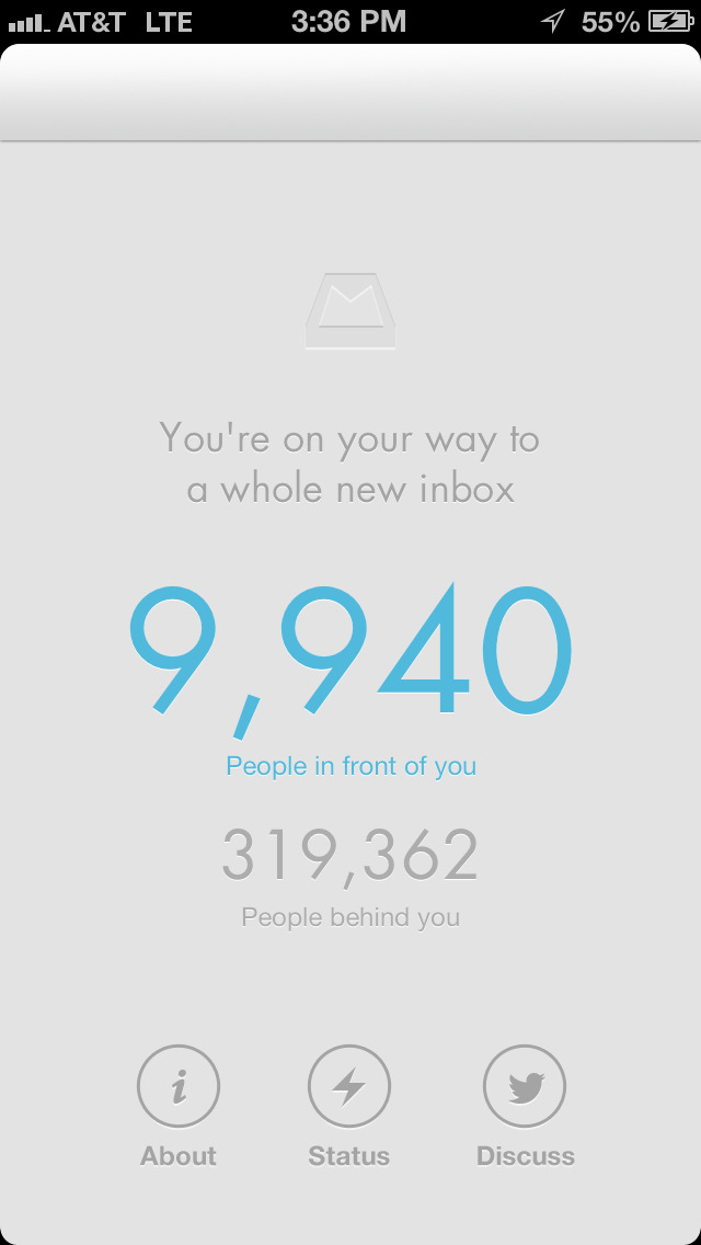 9,940 to go before Mailbox euphoria
