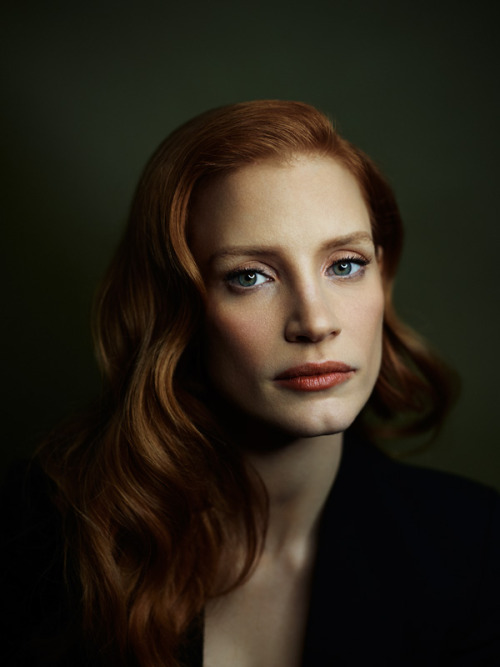 365daysofdarkness:  Give Jessica Chastain the Oscar.