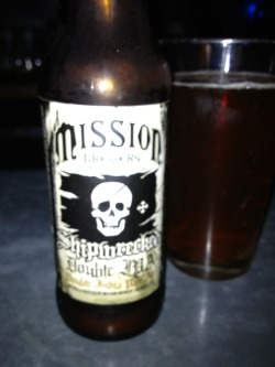 Mission Shipwrecked Double IPA Trip, Santa Monica 4/11/13