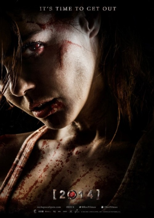 florencio:  (vía [REC] 4: Apocalypse (aka [REC] 4: Apocalipsis) Movie Poster / Cartel - Internet Movie Poster Awards Gallery)