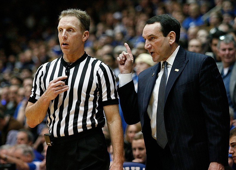 How Coach K spent his 66th birthday… No. 2 Duke 73, North Carolina 68