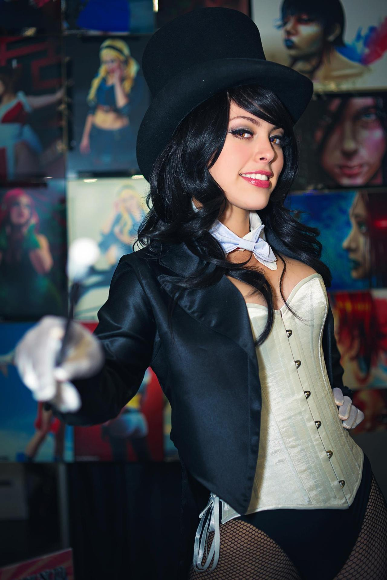 Zatanna, Mistress Of Magic