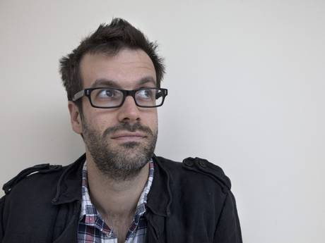 extremeliking:  Marcus Brigstocke: 'I'm the most interesting subject I have at the moment'