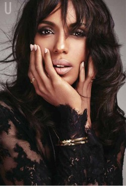 adespeakz:  Dr. Kerry Washington.. YESS!!!!