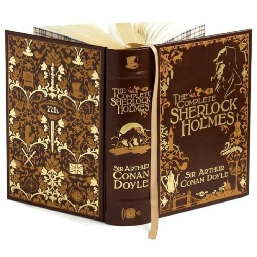 The Complete Sherlock Holmes (Barnes Noble Collectible Editions)   ❤ liked on Polyvore