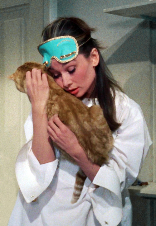 """Caaaaat""  Breakfast at Tiffany's (1961)"