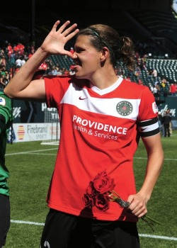 I love you SIncy. I just wish you didn't play for PDX.
