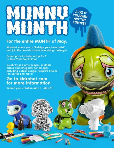 May is Munny Munth.