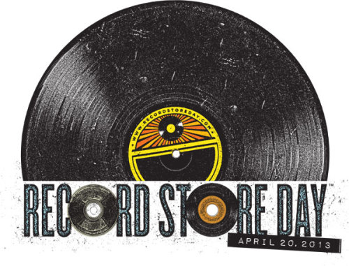 Today is Record Store Day!  Support your local music store.