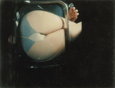 fawnings91:     Guy Bourdin, Polaroids