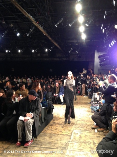 Major evening. #DKShowView more DKNY PR GIRL on WhoSay